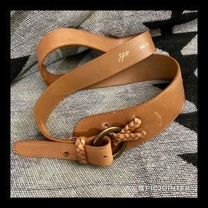 J Jill leather belt